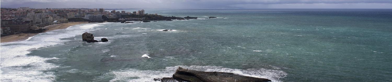 location bateau pays basque